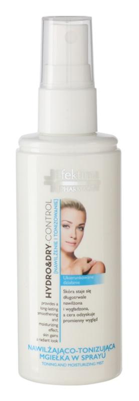 Efektima PharmaCare Hydro&Dry-Control Gezichts Mist  met Hydraterende Werking