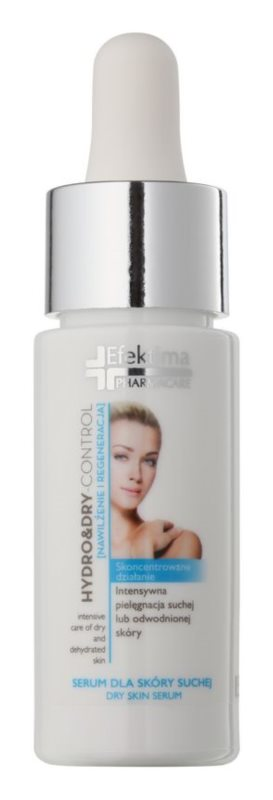 Efektima PharmaCare Hydro&Dry-Control intensives, regenerierendes Serum für trockene Haut