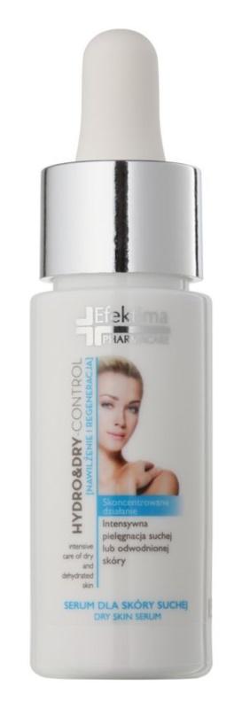 Efektima PharmaCare Hydro&Dry-Control intenzív regeneráló szérum száraz bőrre