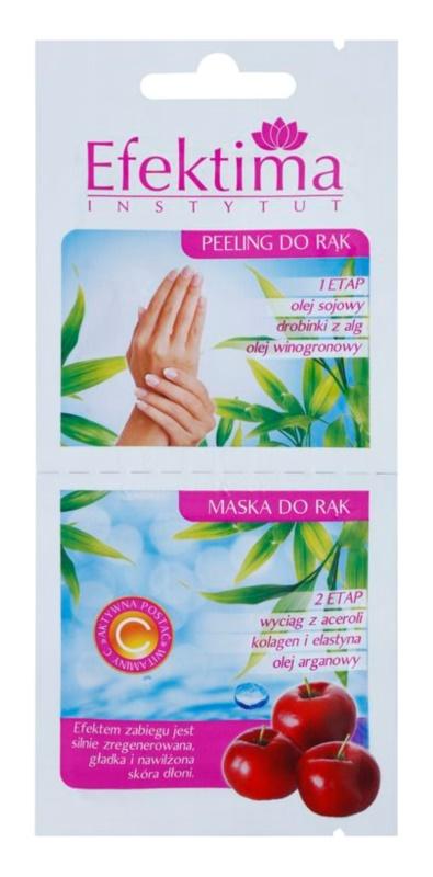 Efektima Institut Regenerating Treatment For Hands