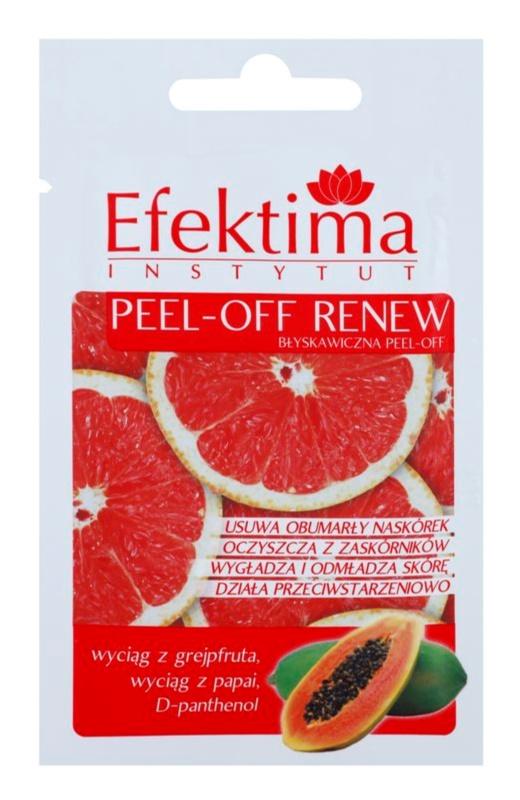 Efektima Institut Peeling Mask For Skin Resurfacing
