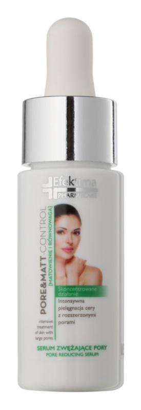 Efektima PharmaCare Pore&Matt-Control sérum para reduzir poros dilatados