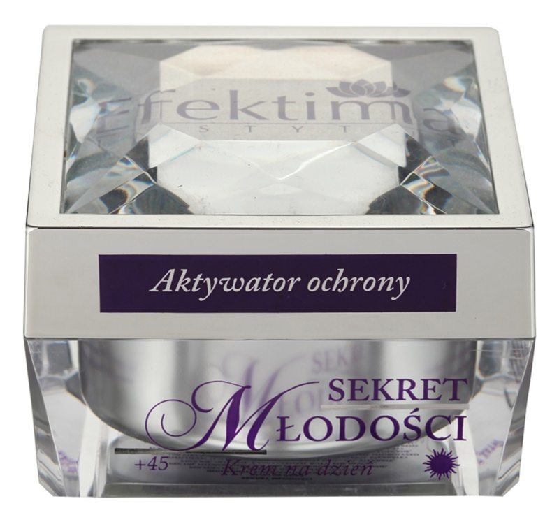 Efektima Institut Secret of Youth +45 Day Cream with Anti-Ageing Effect