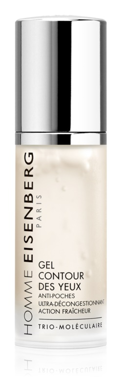Eisenberg Homme Fresh Eye-Contour Gel To Treat Wrinkles, Swelling And Dark Circles