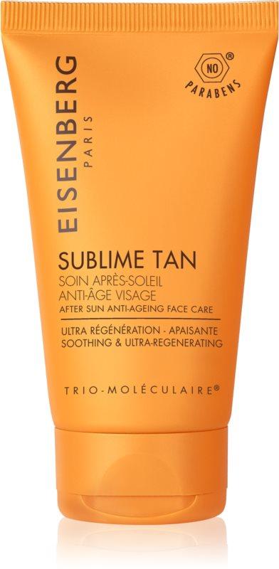 Eisenberg Sublime Tan crème apaisante visage après-soleil