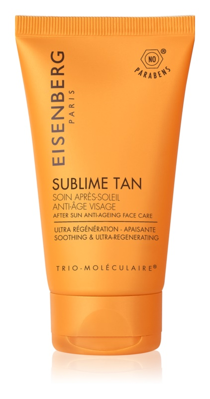 Eisenberg Sublime Tan Soothing Face Cream After Sun