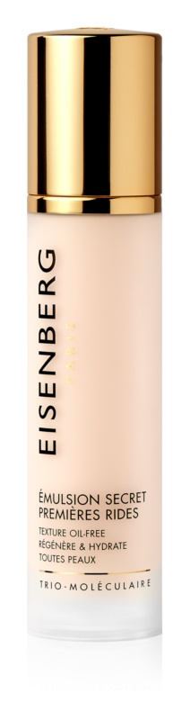 Eisenberg Classique lahka vlažilna emulzija proti prvim znakom staranja kože