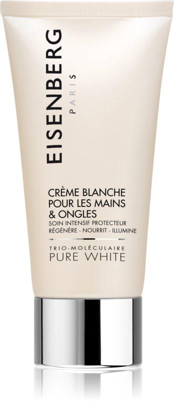 Eisenberg Pure White posvetlitvena krema za roke proti pigmentnim madežem