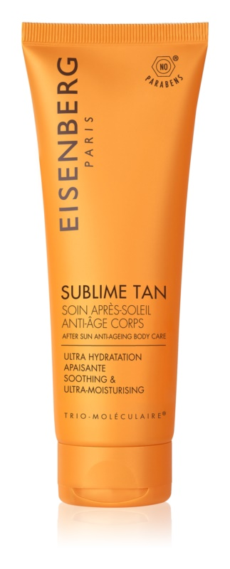 Eisenberg Sublime Tan Kalmerende After Sun Crème  met Anti-Rimpel Werking