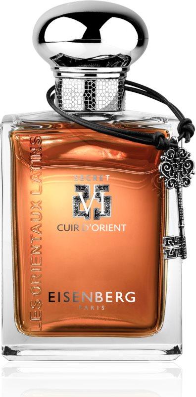 Eisenberg Secret VI Cuir d'Orient eau de parfum férfiaknak 100 ml