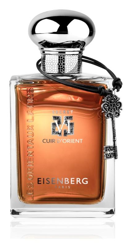 Eisenberg Secret VI Cuir d'Orient parfumska voda za moške 100 ml