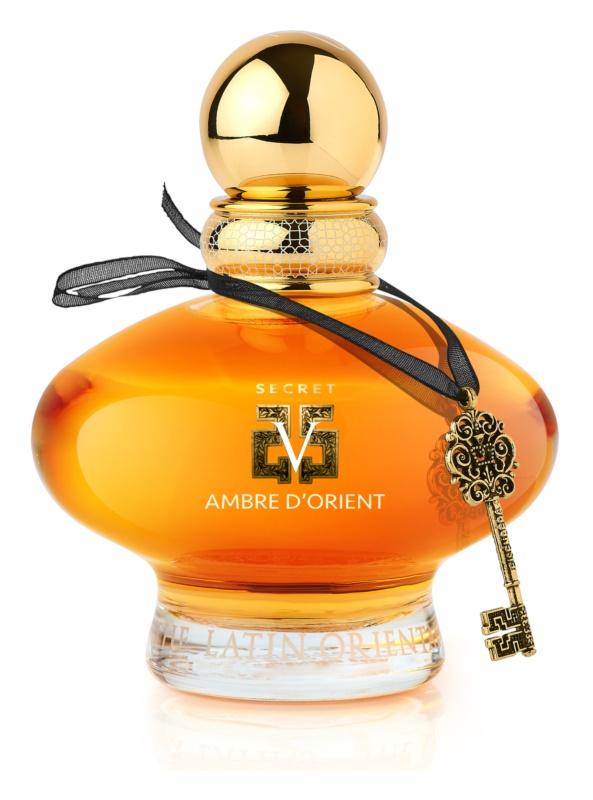Eisenberg Secret V Ambre d'Orient woda perfumowana dla kobiet 100 ml