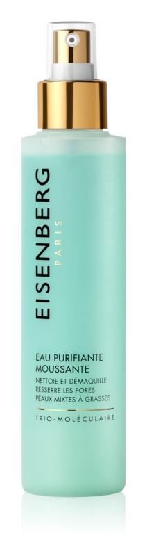 Eisenberg Classique čistilni gel za odstranjevanje ličil za mastno in mešano kožo