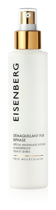 Eisenberg Classique Twee Componenten Waterproef Make-up Remover
