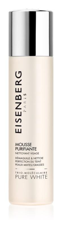 Eisenberg Pure White Brightening Foam Cleanser for Pigment Spots Correction