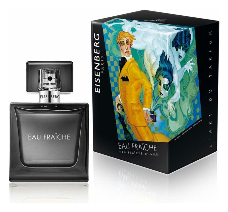 Eisenberg Eau Fraîche eau de parfum férfiaknak 100 ml