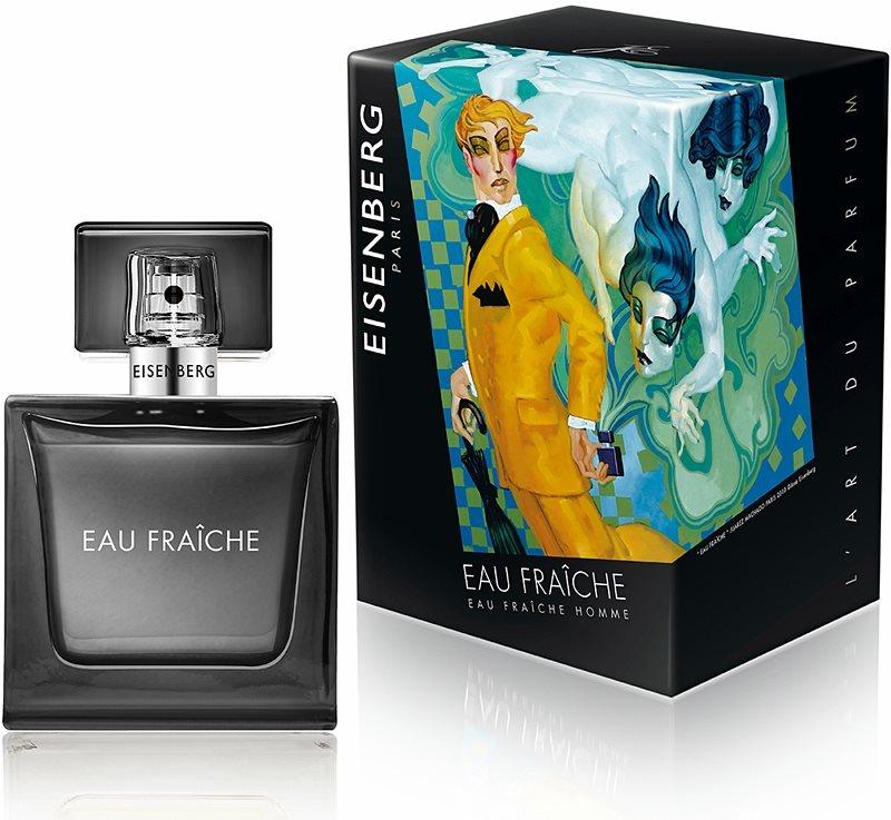 Eisenberg Eau Fraîche Eau de Parfum for Men 100 ml