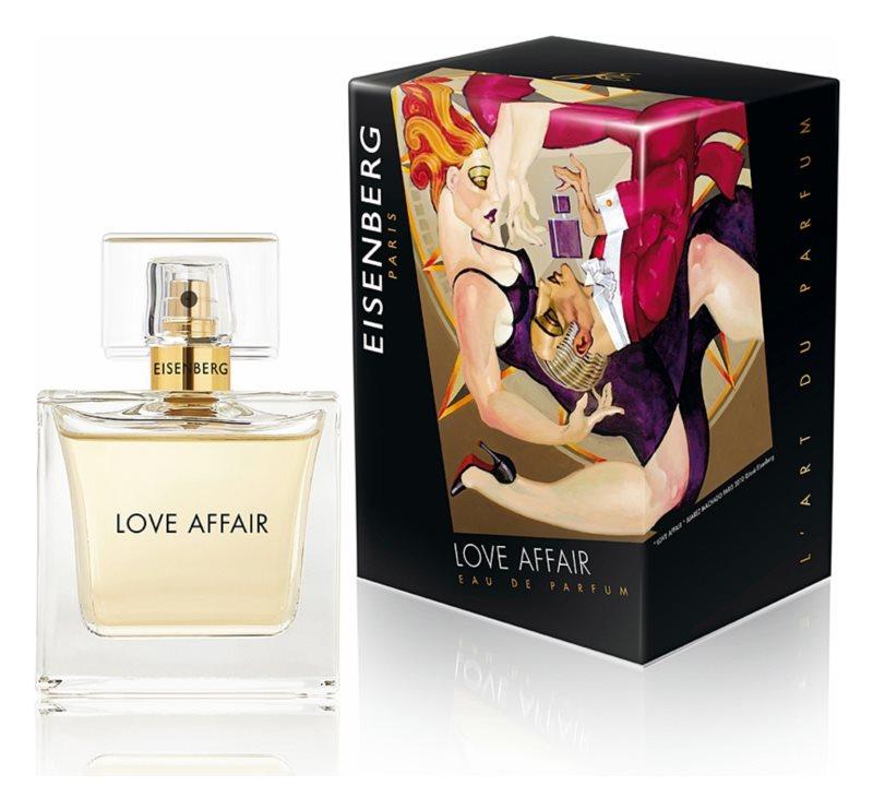 Eisenberg Love Affair Eau de Parfum para mulheres 30 ml