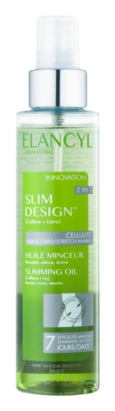 Elancyl Slim Design zeštíhlující olej proti celulitidě a striím