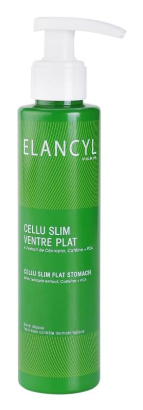 Elancyl Cellu Slim creme adelgaçante para barriga lisa