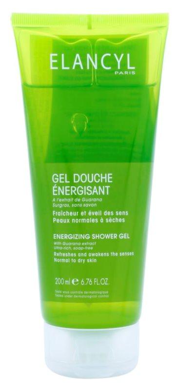 Elancyl Douche gel de banho energizante