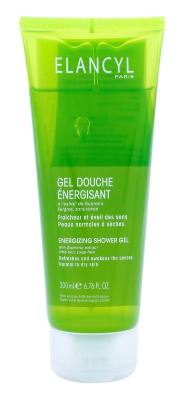 Elancyl Douche Gel de duș energizant