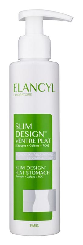 Elancyl Slim Design zeštíhlující tělové mléko pro ploché břicho