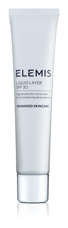 Elemis Advanced Skincare krema za obraz za sončenje SPF 30