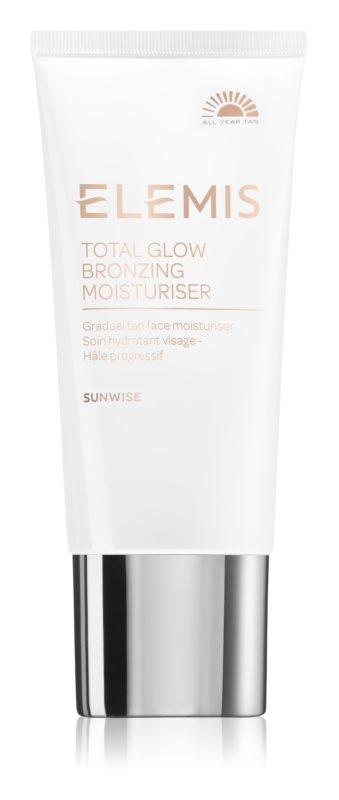 Elemis Sunwise bronzujúci krém na tvár s hydratačným účinkom