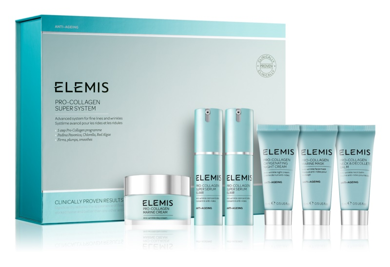 Elemis Anti-Ageing Pro-Collagen set cosmetice I.