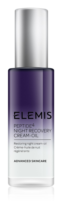 Elemis Advanced Skincare Night Renewing Cream-Oil