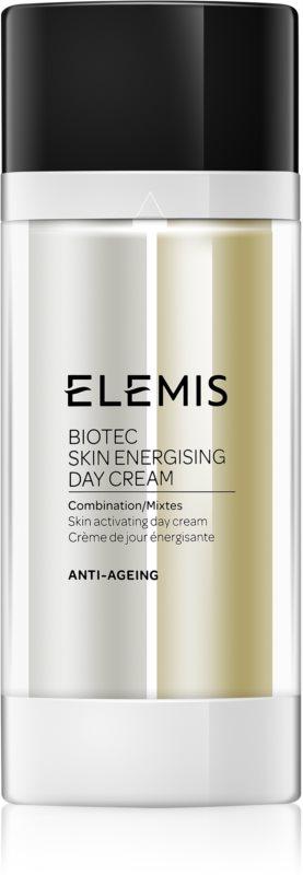 Elemis Anti-Ageing Biotec energizujúci denný krém pre zmiešanú pleť