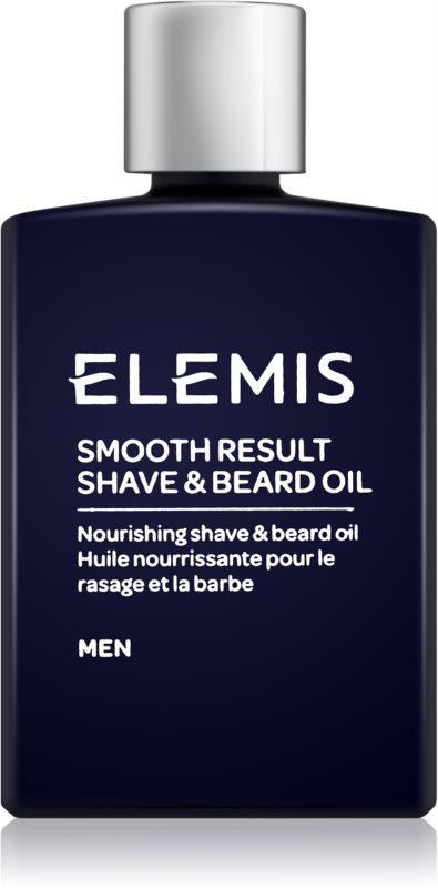 Elemis Men olej na holenie a fúzy