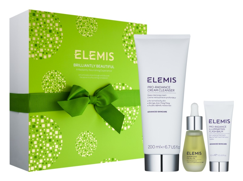 Elemis Brilliantly Beautiful kosmetická sada I.