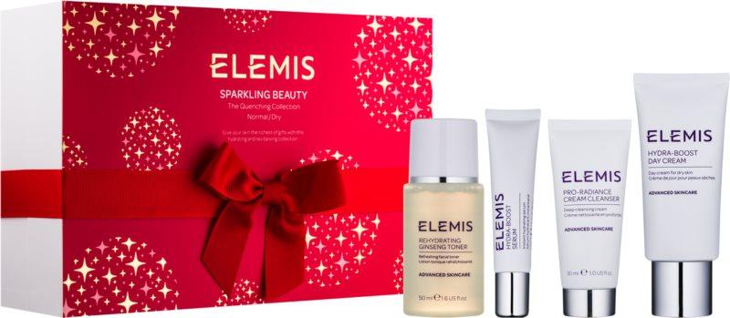 Elemis Sparkling Beauty zestaw kosmetyków II.