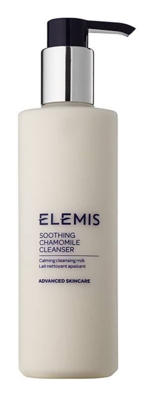 Elemis Advanced Skincare upokojujúce čistiace mlieko pre citlivú pleť