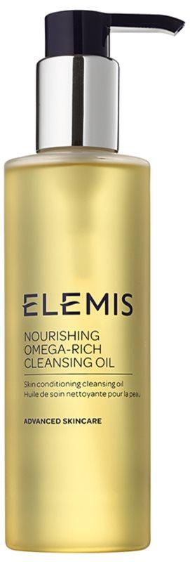 Elemis Advanced Skincare vyživujúci čistiaci olej pre všetky typy pleti