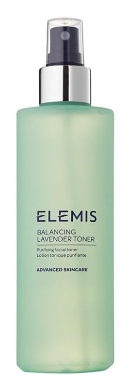 Elemis Advanced Skincare čistiace tonikum pre zmiešanú pleť