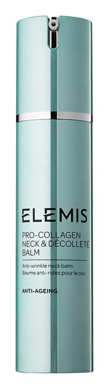 Elemis Anti-Ageing Pro-Collagen Anti-Falten Pflege für Hals und Dekolleté