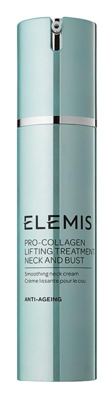 Elemis Anti-Ageing Pro-Collagen verfeinernde Crem für Hals und Dekolleté