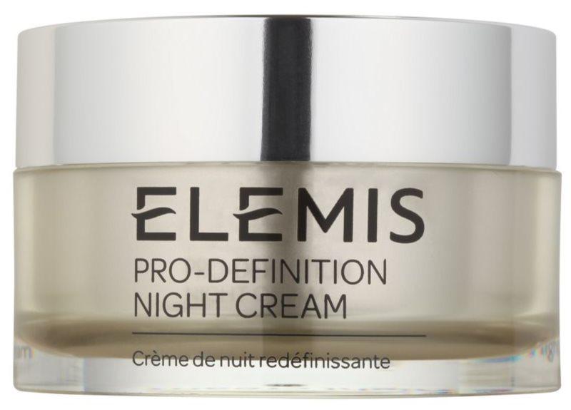 Elemis Anti-Ageing Pro-Definition festigende Liftingcreme für die Nacht für reife Haut