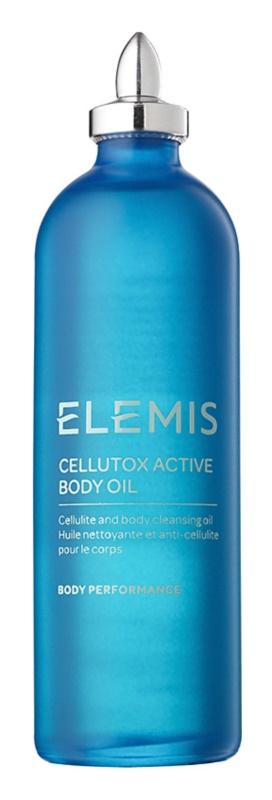 Elemis Body Performance aceite desintoxicante contra la celulitis
