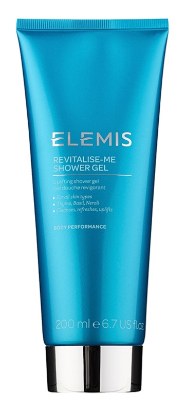 Elemis Body Performance revitalizáló tusfürdő gél