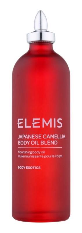 Elemis Body Exotics óleo corporal nutritivo