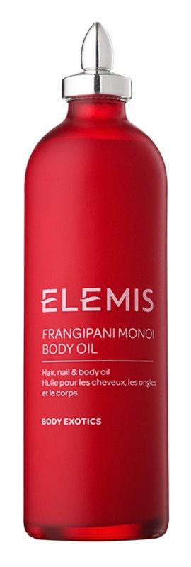 Elemis Body Exotics pečující olej na vlasy, nehty a tělo