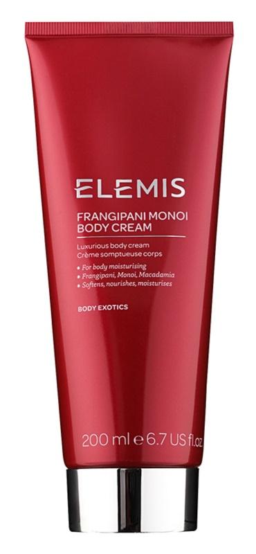 Elemis Body Exotics crema de lujo para el cuerpo