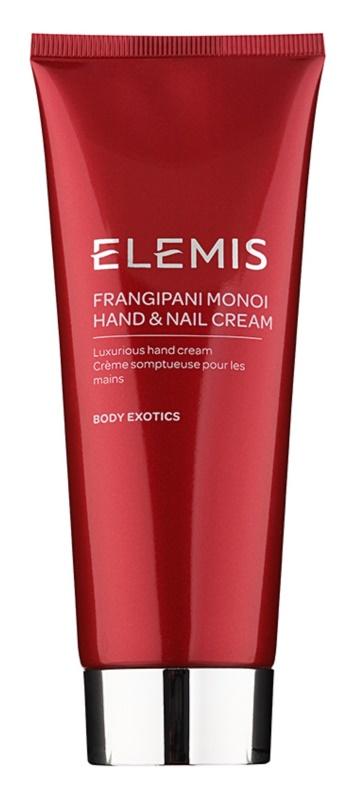 Elemis Body Exotics crema de lujo para manos y uñas