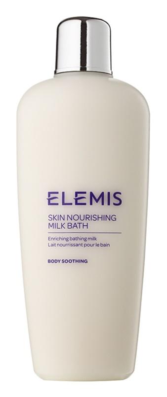 Elemis Body Soothing leche de baño con efecto nutritivo