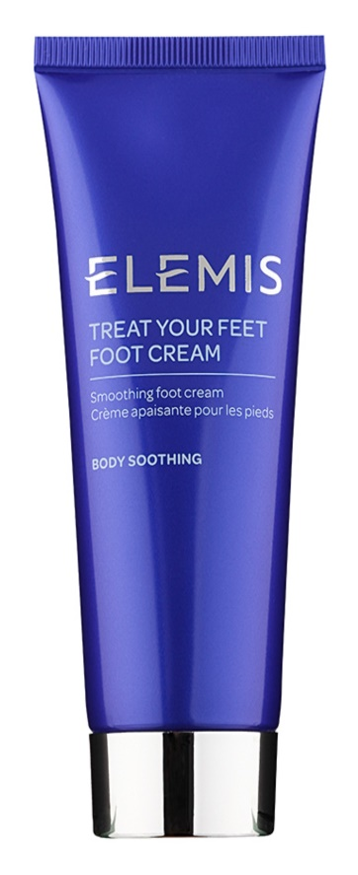 Elemis Body Soothing vyhladzujúci krém na nohy