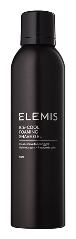 Elemis Men penivý gél na holenie  s chladivým účinkom